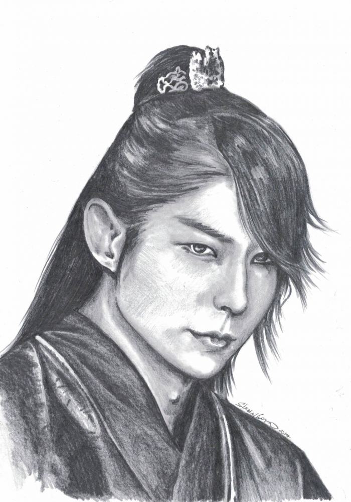 Lee Joon-Gi by ZiaCz